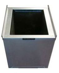 METAL INSULATED RETURN AIR STAND 18