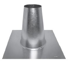 GAS VENT 10RFT-S 10