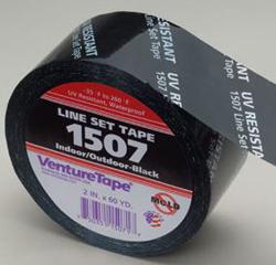 1507 VENTURE LINE SET TAPE BLACK 2