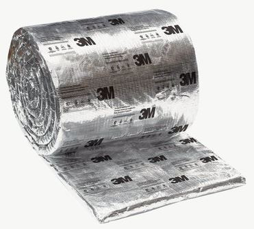 3M FIRE BARRIER DUCT WRAP 615+ 24 in x 25 ft ROLL 98-0400-5612-3