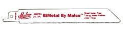 METAL CUTTING BLADES BIMETAL 25/PK B4MC24