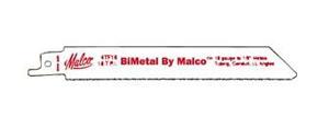 METAL CUTTING BLADES BIMETAL 5/PK 4TF18