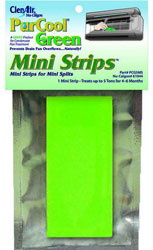 PURCOOL GREEN MINI STRIPS TREATS UP TO 5 TONS 61044