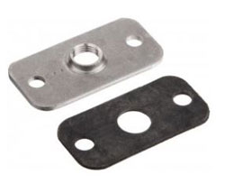 A-345 FLANGE FOR MOUNTING A-301, A-302, A-307, A-308 OR 1/8