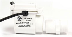 ALL-ACCESS AA2-FS CONDENSATE OVERFLOW SHUT-OFF SWITCH PRIMARY & AUXILIARY DRAIN PANS