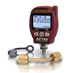 AV760 WIRELESS VACUUM GAUGE APPION