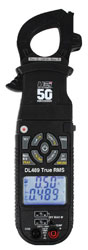 DL489 TRUE RMS DIGITAL HVAC CLAMP METER 50TH ANNIVERSARY LIMITED EDITION BLACK