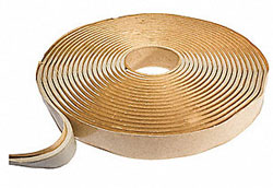 440 BUTYL GASKET TAPE 25' ROLL 3/16 X 5/8 (20/CS)