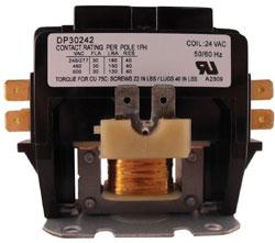 CONTACTOR 30A/2P/24V DP30242