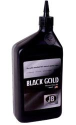 BLACK GOLD VACUUM PUMP OIL QUART DVO-12