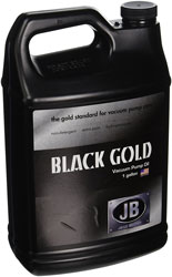 BLACK GOLD VACUUM PUMP OIL GALLON DVO-24 6/CS