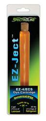 EZ-JECT DYE CARTRIDGE EZ-4/ECS TREATS UP TO 25 LBS. OF REFRIGERANT