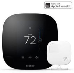 ECOBEE3 THERMOSTAT WORKS WITH APPLE HOMEKIT EB-STATE3-02