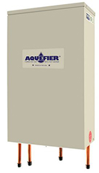 AQUEFIER HEAT RECOVERY UNIT FOR USE WITH R-22 & R-410A WITH NO SHUT OFF VALVES R6K-410