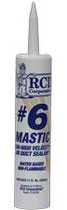 #6 MASTIC 10.6 OZ TUBE DUCT SEALANT LEED Compliant 12/BX