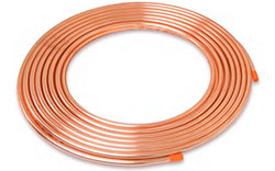 COPPER TUBE 1-1/8