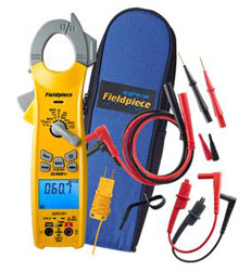 SC460 WIRELESS CLAMP METER TRUE RMS JOB LINK COMPATIBLE