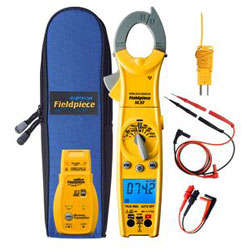 SC57 WIRELESS SWIVEL-HEAD CLAMP METER