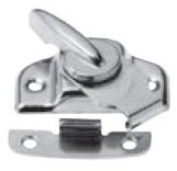 DRAW-TITE SASH LOCK 1/2