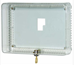 TG512A1009/U VERSAGUARD LARGE UNIVERSAL THERMOSTAT GUARD CLEAR COVER
