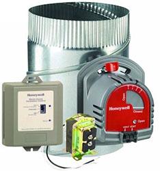 Y8150A1017/U FRESH AIR VENTILATION SYSTEM W/TRUEZONE EARD6TZ DAMPER