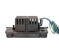 CONDENSATE PUMP 115 VOLT PLENUM RATED VCC-20-P #554220101